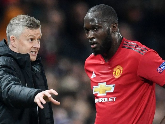 Romelu Lukaku hits out at Man Utd - claiming he was made a scapegoat for last season
