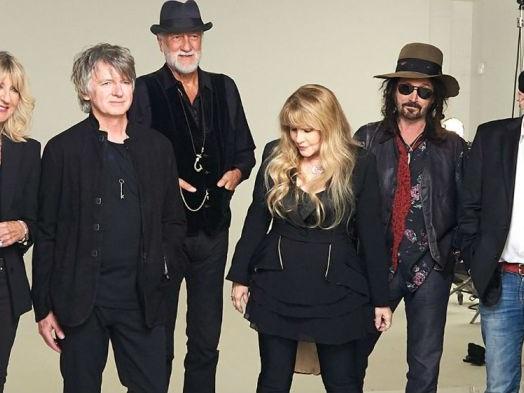 Fleetwood Mac Announce Final Date of World Tour