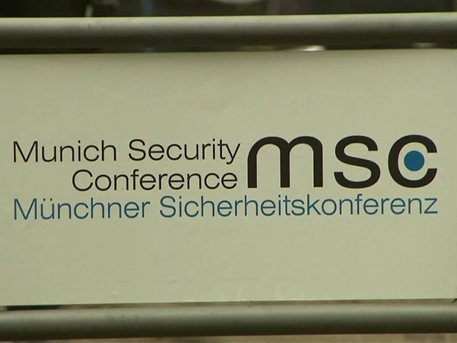 Diplomatic tensions at day two of Munich Security Conference
