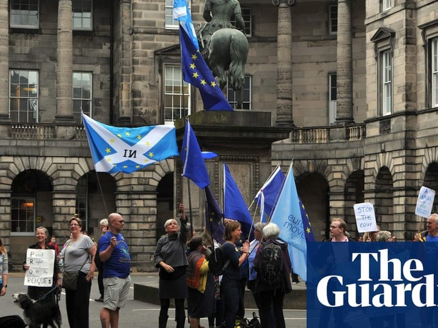 Scottish court ruling: what happens next in prorogation dispute