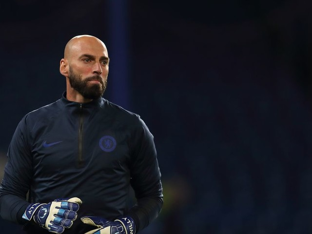 Willy Caballero talks Kepa, Kanté, and football in a pandemic