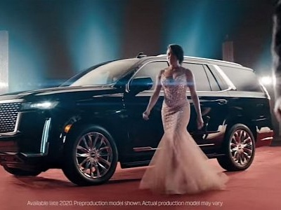 2021 Cadillac Escalade Takes Regina King to the 2020 Oscars
