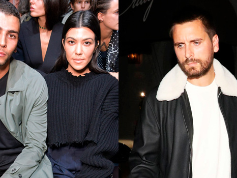 Scott Disick 'Kept An Eye' On Younes At Kourtney's 40th Bday Party: He's 'Suspicious' Of The Model