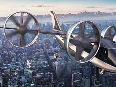 The Era of Air-Taxis is Here and the Bell Nexus is Leading it All