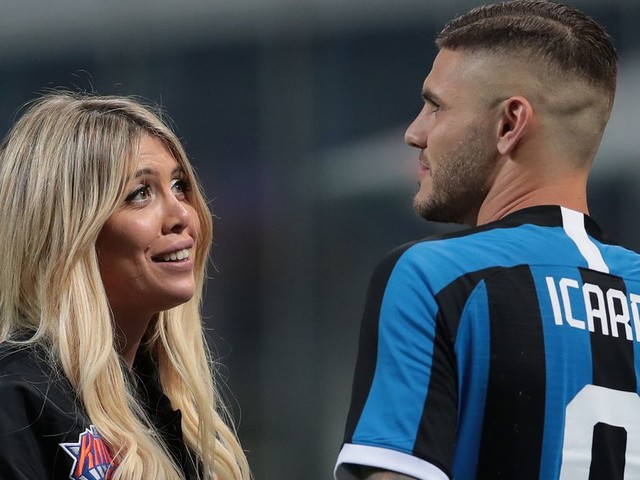Mauro Icardi leaves Inter. Huzzah!