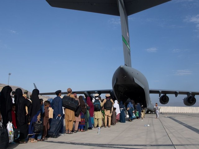 Final UK Evacuation Flight For Afghan Nationals Leaves Kabul, MoD Confirms