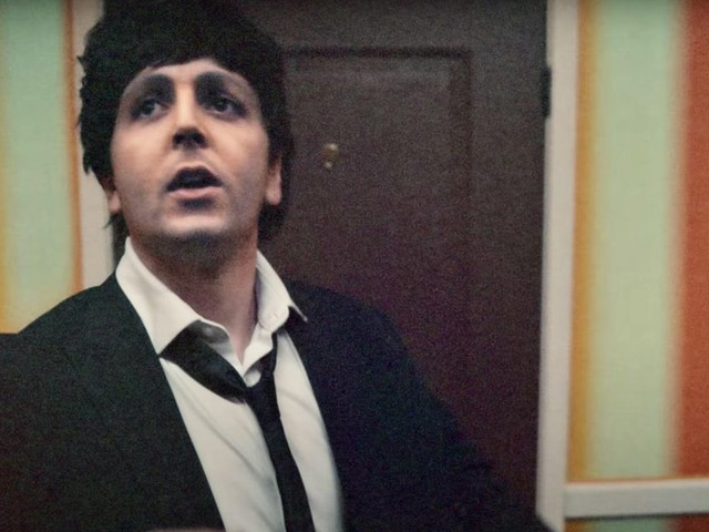 Deepfake version of young Paul McCartney reveals himself to be... Beck? - CNET