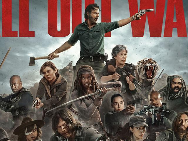 'The Walking Dead' Shocks With Death of Beloved Character During Season 8 Midseason Finale