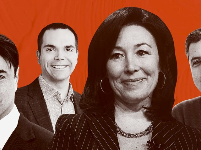 Meet the 10 Oracle execs backing CEO Safra Catz and founder Larry Ellison in the tech giant's cloud offensive against Amazon, Microsoft, and Google (ORCL)
