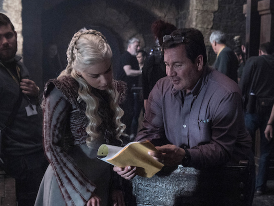 'Game of Thrones' Director David Nutter Talks 'Pouring Gasoline' on Daenerys' Fire, Jaime's 'Profound' Cersei Conflict