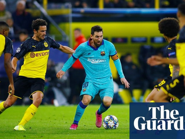 What did Messi do in 2019? He made the 'extraterrestrial' seem ordinary | Sid Lowe