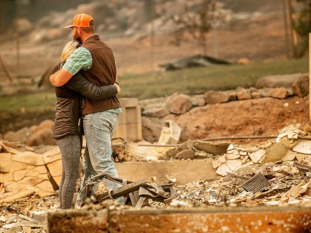 California's devastating Camp Fire destroyed the town of Paradise, and some residents don't think they'll return