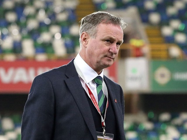 Switzerland vs Northern Ireland LIVE score and goal updates from World Cup playoff second leg