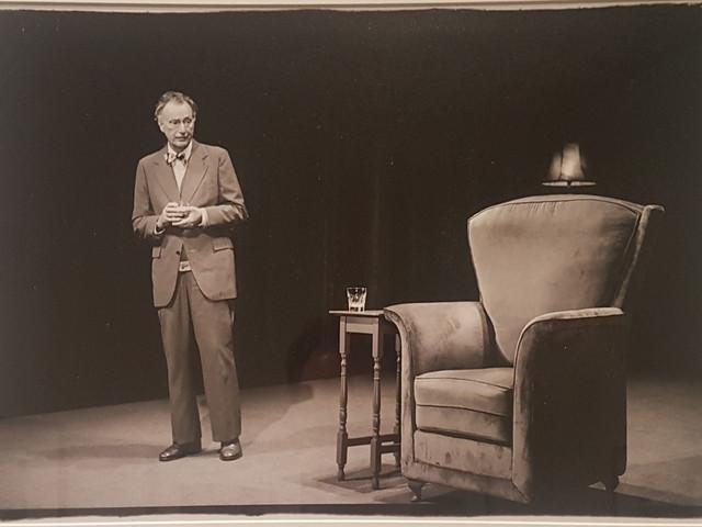 Photos of 1980s-90s London theatre go on display