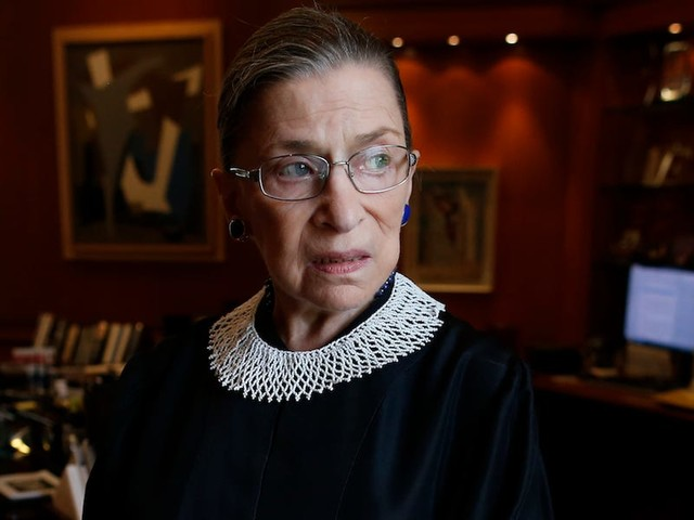 Supreme Court Justice Ruth Bader Ginsburg has died at the age of 87