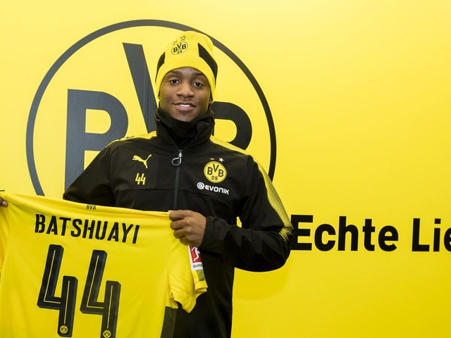 The Bats-man will return: Batshuayi's BVB loan does not have buy option