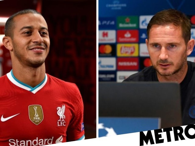 What Chelsea manager Frank Lampard said about Thiago Alcantara before Liverpool transfer
