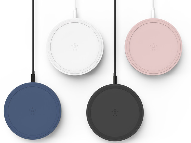 Belkin Focuses on Wireless Charging With Slate of New Products