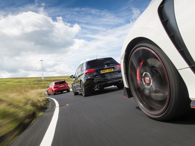 Britain's best affordable driver's car: Final showdown