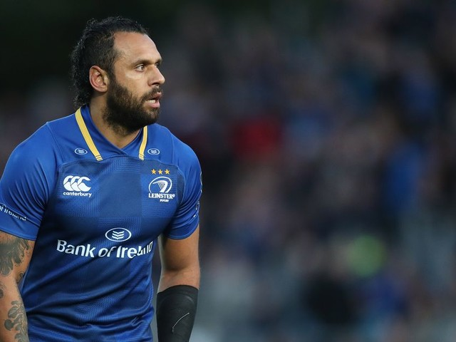 The visa two Isa Nacewa and Jamison Gibson-Park to start for Leinster against the Cheetahs