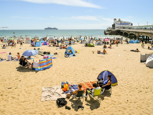 UK could be set for heatwave - with temperatures hotter than the Caribbean