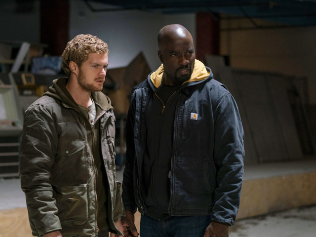 Why The Defenders Has a Scene About White Privilege