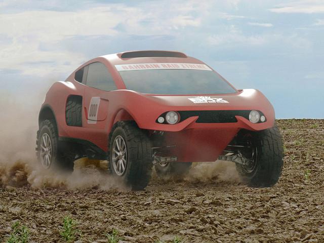 Revealed: Prodrive details new BRX Dakar rally off-roader