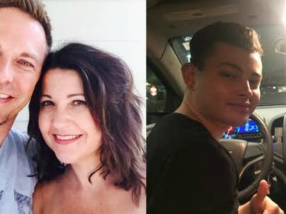 Couple Who Survived Las Vegas Shooting Dropped To Their Knees To Pray When Shots Rang Out — Now They Need Help Finding Man Who Rescued Them