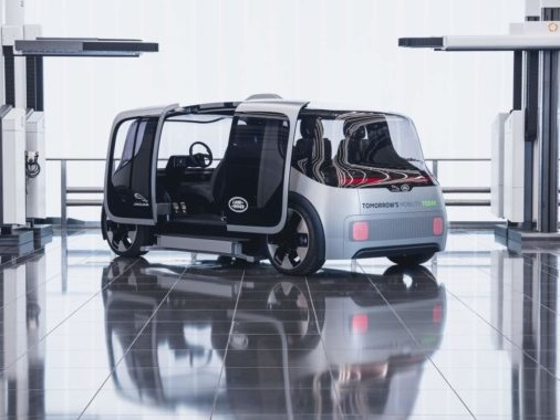The Project Vector Is Manifestation Of Jaguar Land Rover's Vision For Future Mobility