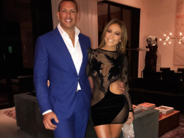 Alex Rodriguez Gets Cuddly with His and Jennifer Lopez's Kids in Adorable Photos