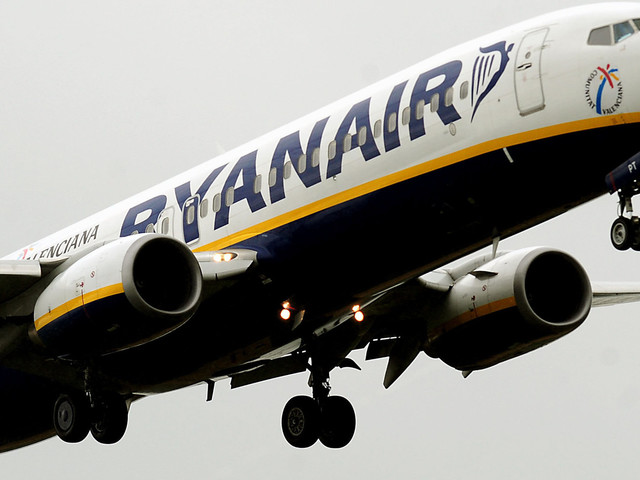 Ryanair Cancels Up To 50 Flights Daily After Pilot Holidays Blunder
