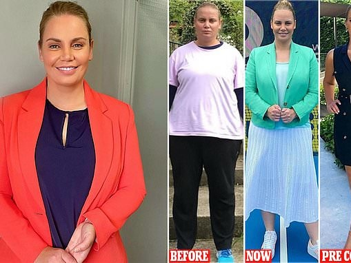 Tennis star Jelena Dokic, 38, hits back at body shamers after being cruelly taunted for her shape