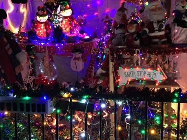 This Mersey Christmas house has to be seen to be believed