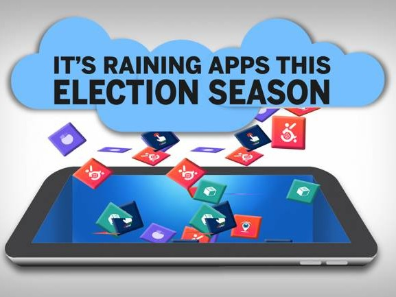 Explained: It#39;s raining apps this election season