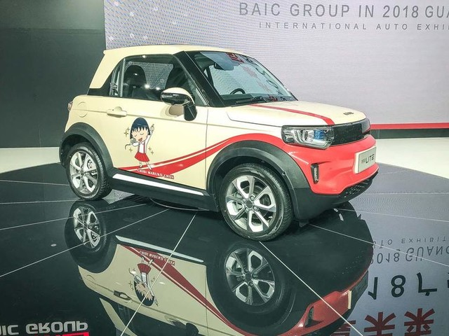 Guangzhou motor show report and gallery