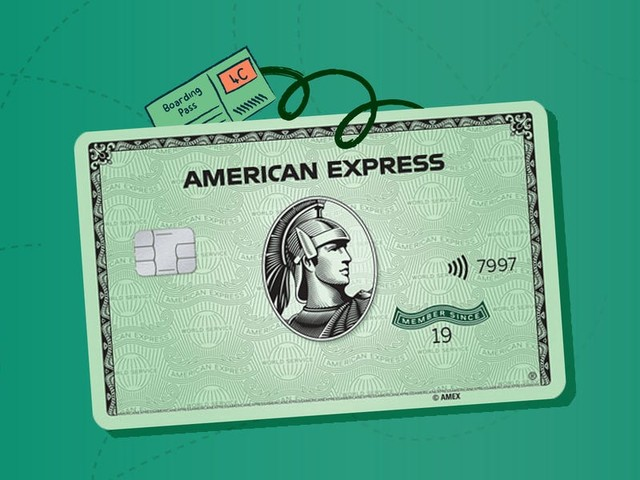 The Amex Green card earns valuable bonus points on travel and dining, but it faces stiff competition from Chase's Sapphire cards