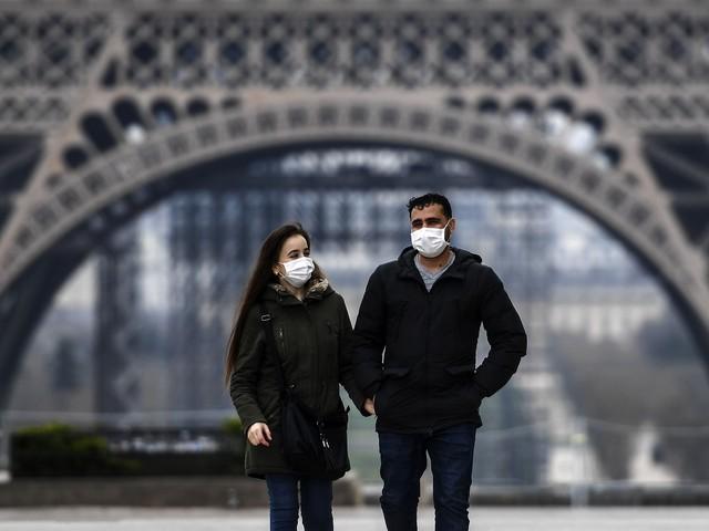 Coronavirus: how relaxing lockdown rules has impacted Europe