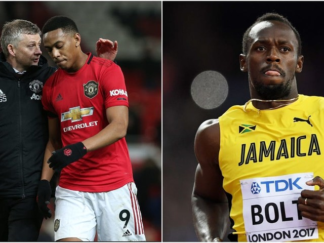 Usain Bolt slammed 'soft' Manchester United manager Ole Gunnar Solskjaer as the club's biggest problem