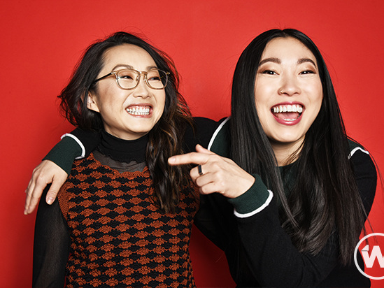 Awkwafina Had Doubts About Her Dramatic Turn in 'The Farewell': 'I Never Thought I'd See a Script Like This' (Video)