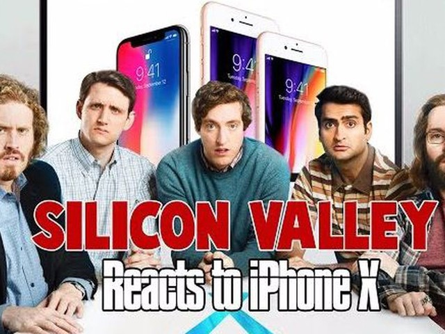 'Silicon Valley' shows how ridiculous the new iPhone X truly is