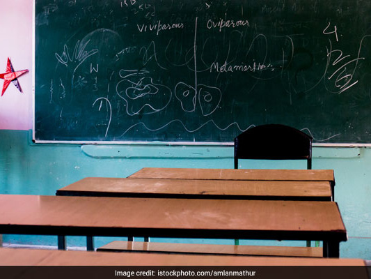 Teacher Held For Beating A Two And Half-Year-Old Boy