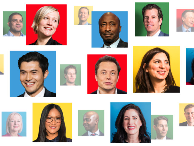Meet the 100 people transforming the world of business