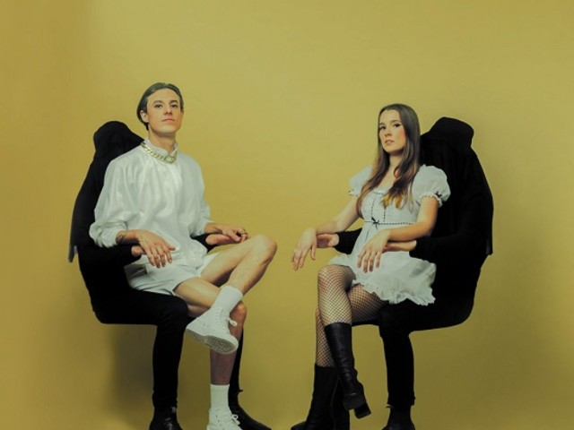 LISTEN: New Confidence Man
