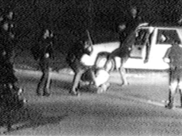 Man who filmed Rodney King being beaten by white police officers dies of Covid complications