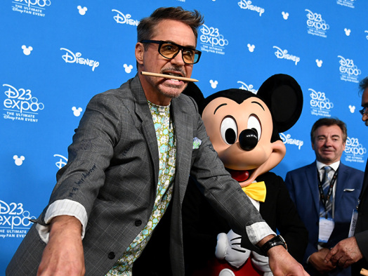 Robert Downey Jr. Reveals He Was Busted for Smoking Pot at Disneyland