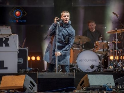 Liam Gallagher shares Shane Meadows directed video for Come Back To Me