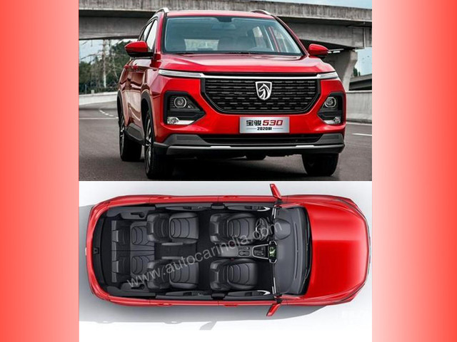 MG Hector-based Baojun 530 gets a six-seat variant in China