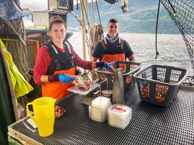 Know your fisher: Local seafood networks thriving during COVID-19
