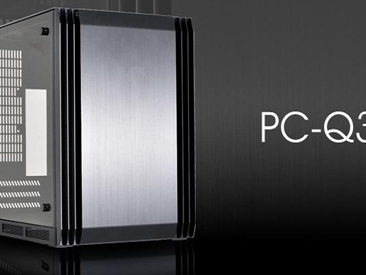 Lian-Li releases PC-Q39 Tempered Glass Mini-ITX Tower