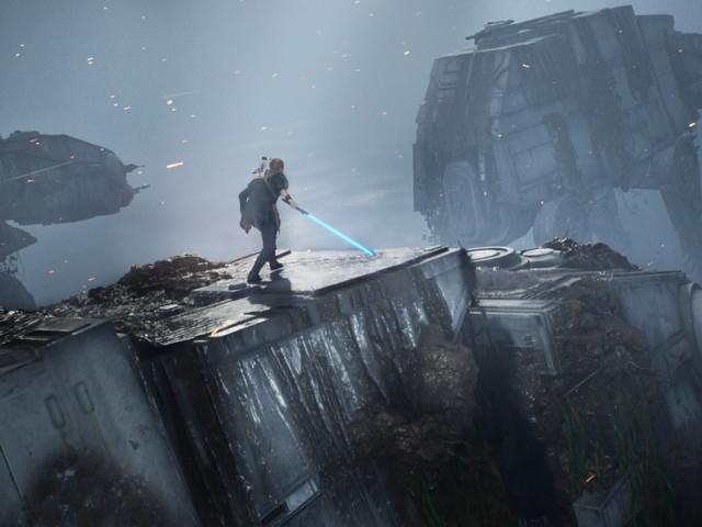 'Star Wars Jedi: Fallen Order' is almost half-off for Star Wars Day
